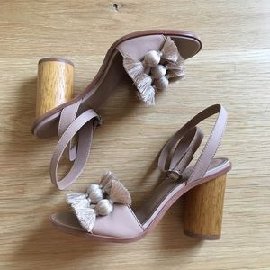 Anthropologie Shoes - Bernardo Leather Heels